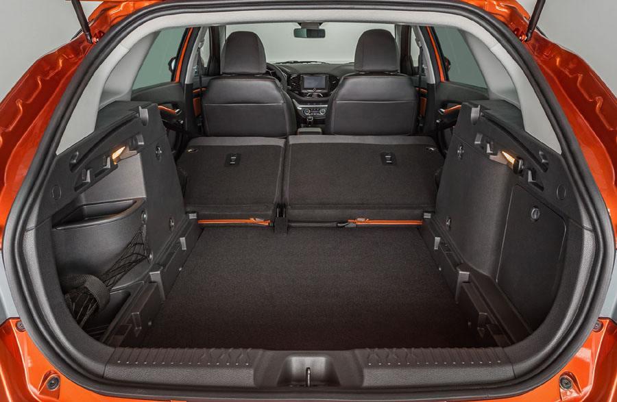 Багажник Лада Весты СВ: мнение владельца авто